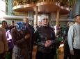 Осужденные посетили праздничную литургию в кафедральном соборе Майкопской и Адыгейской епархии