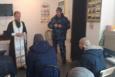 В колонии-поселении № 3 прошла духовно-нравственная беседа с осужденными, посвященная Дню памяти жертв ДТП