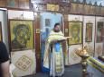 Престольный праздник отметили в православной общине исправительной колонии