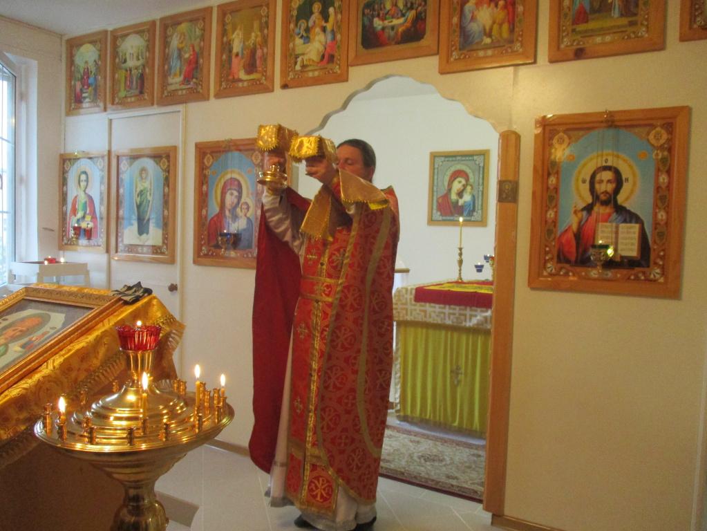 Престольный праздник святителя и чудотворца Николая отметили в ИК-2