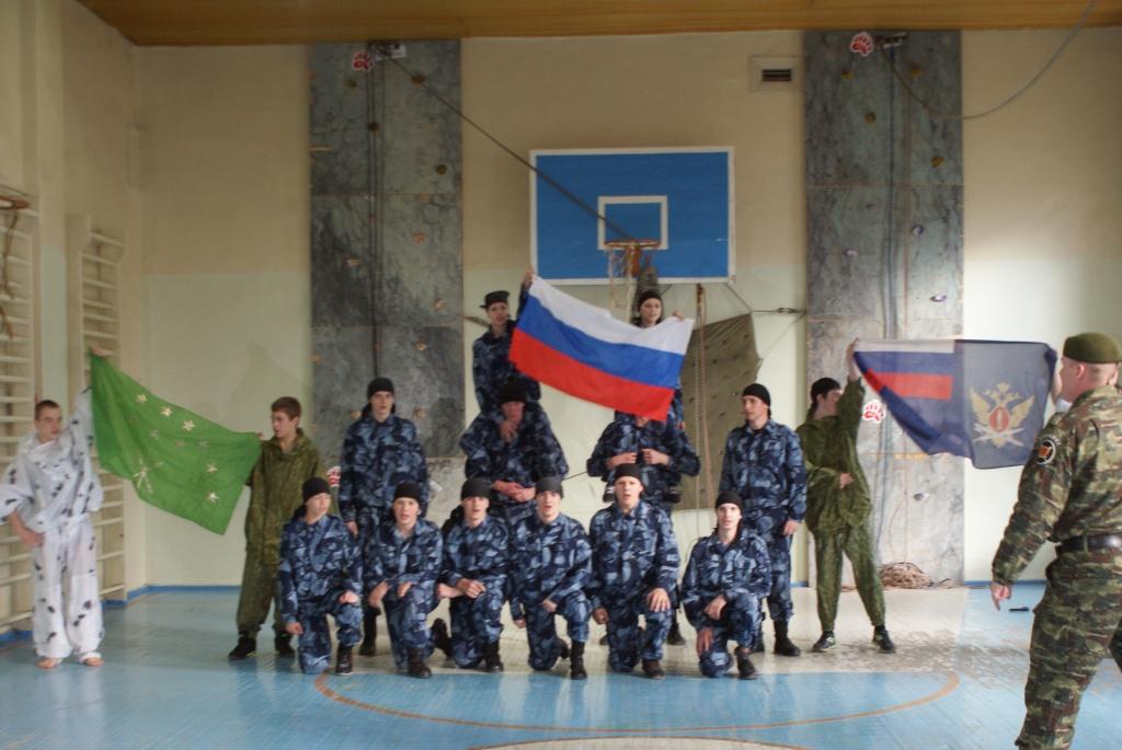 Министерством внутренних дел по адыгее в майкопском районе проведены ежегодные военно-патриотические игры зарница