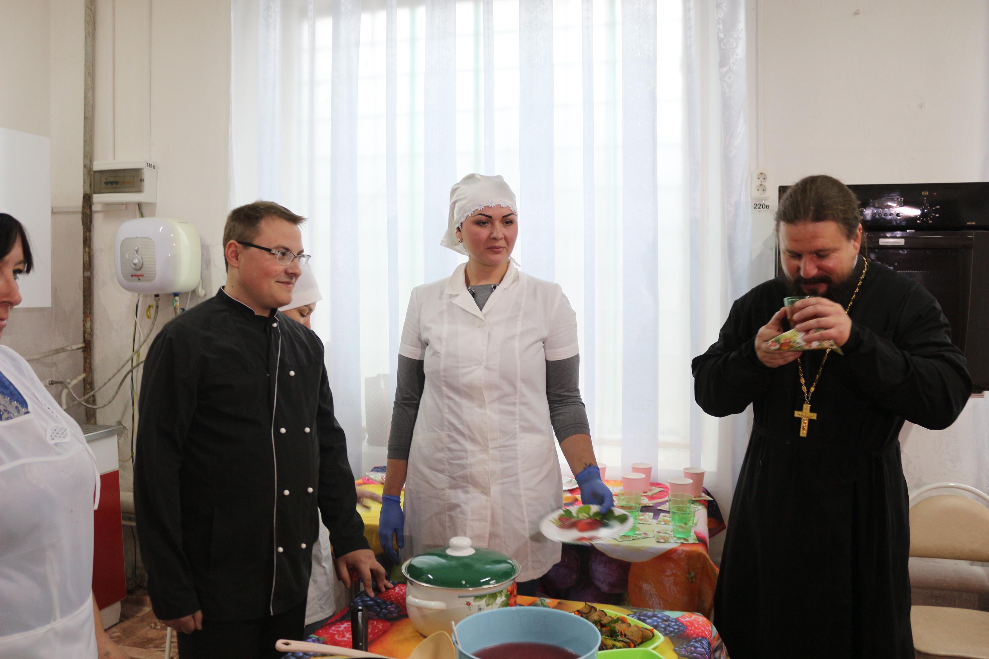 Мастер-класс по православной кулинарии прошел в колонии-поселении № 6 УФСИН России по Республике Адыгея